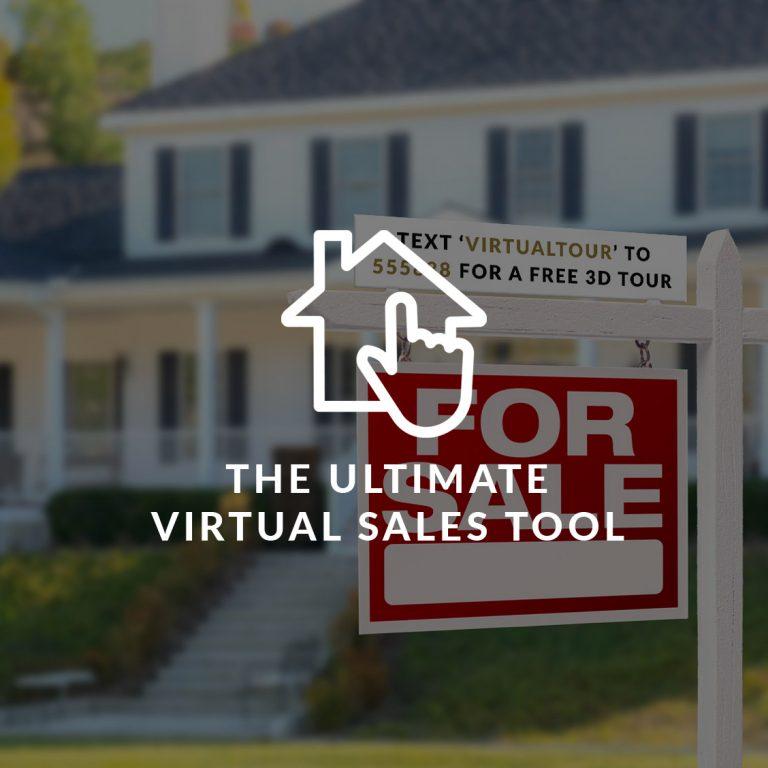Virtual Open House Icon